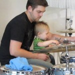 scot and landon drumming